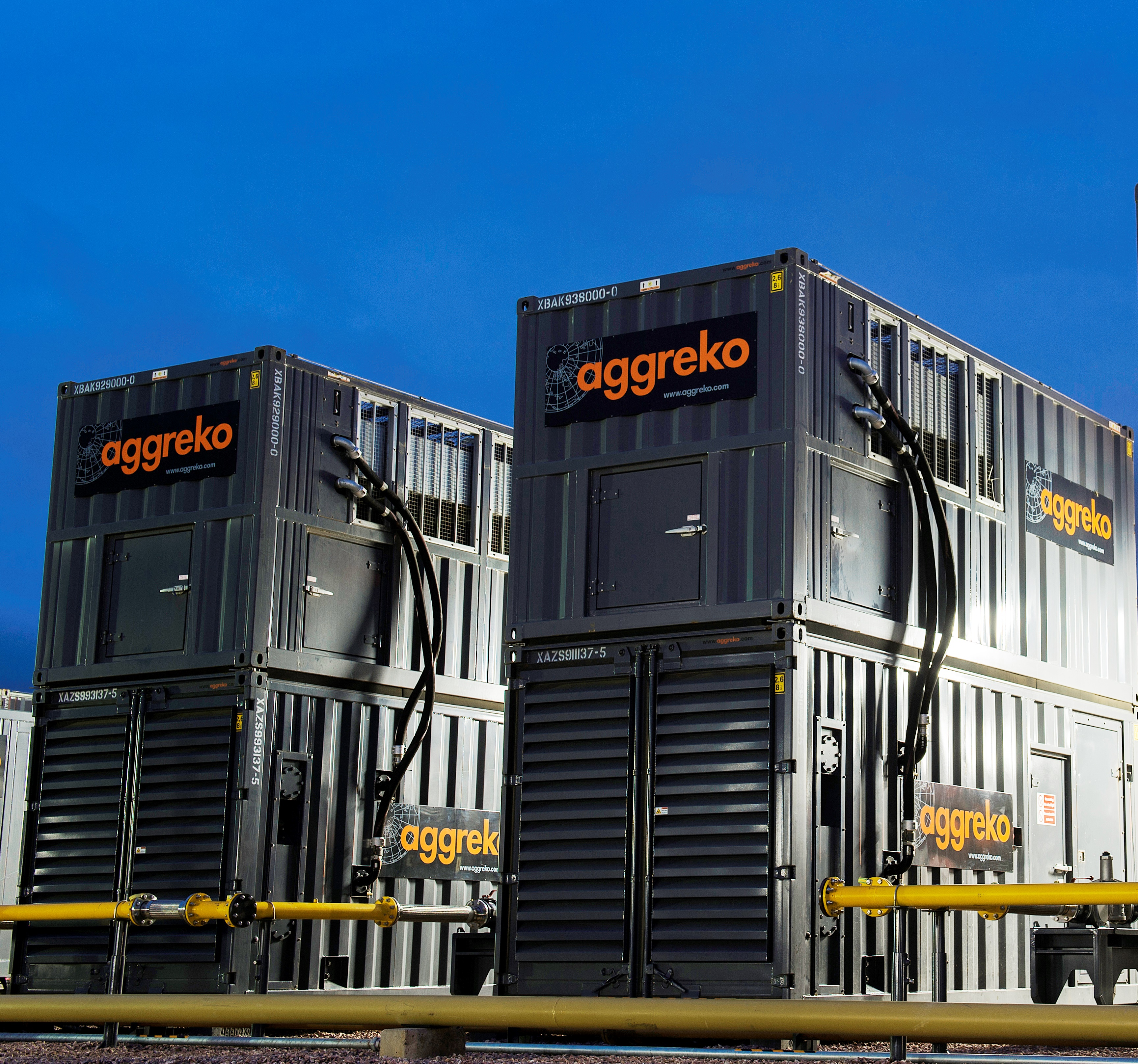 Aggreko Solution Generates Power From Methane At Sibanye
