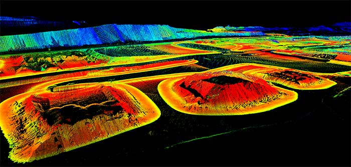 Maptek I Site Drive For Fast Frequent Stockpile Volume