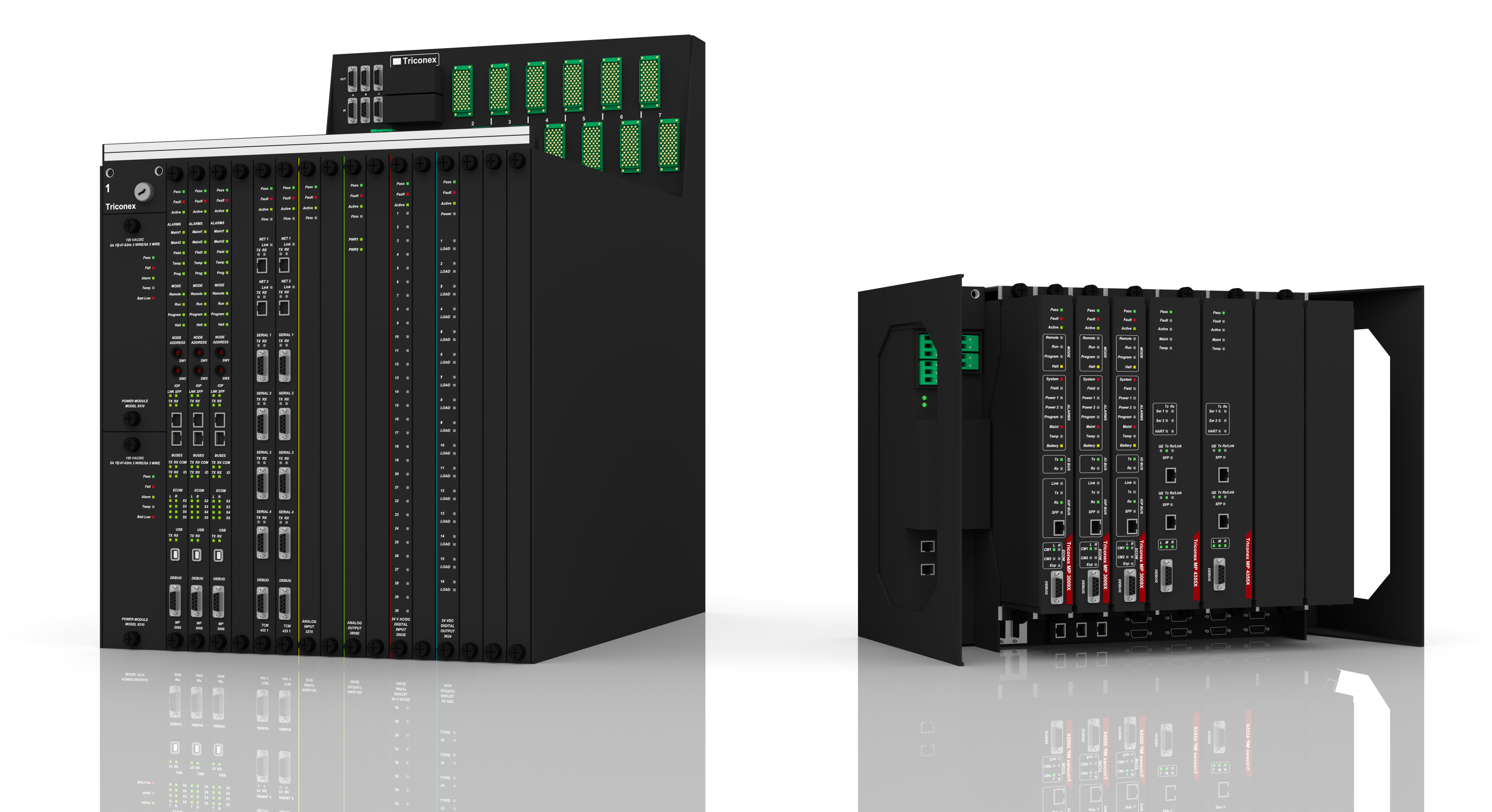 Schneider Electric releases Tricon CX compact safety system