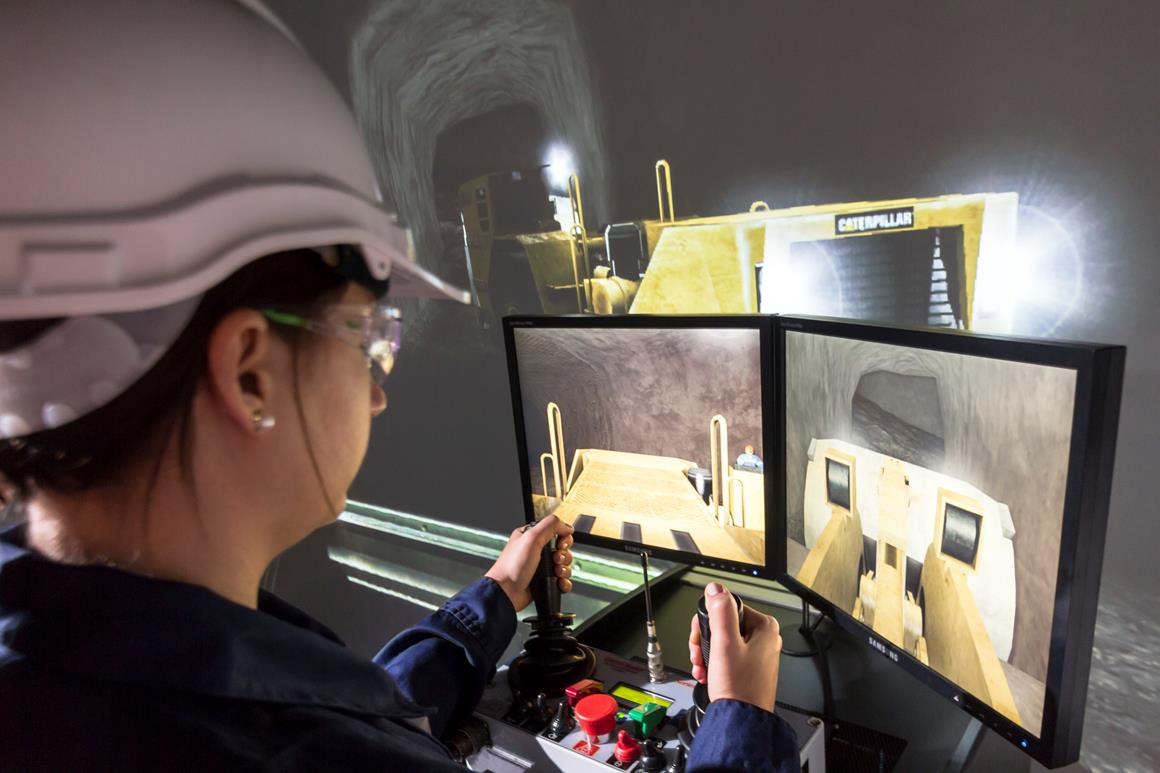 New Dump Trucks >> Immersive Technologies and RCT launch remote control training simulator - International Mining