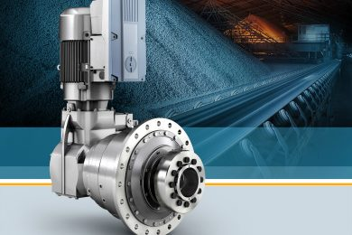 Siemens links geared motors and motion control - International Mining