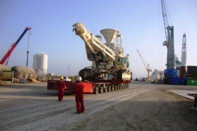 Nautilus Seafloor Production Tools arrive in Oman - International Mining