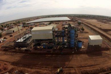 Outotec process equipment set for Houndé gold operation