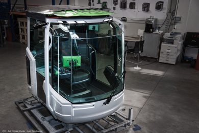 HELLA innovates further with Genius CAB concept