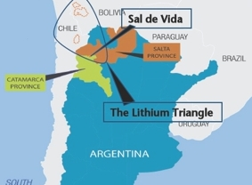 Galaxy Resources and General Mining merge in the lithium space