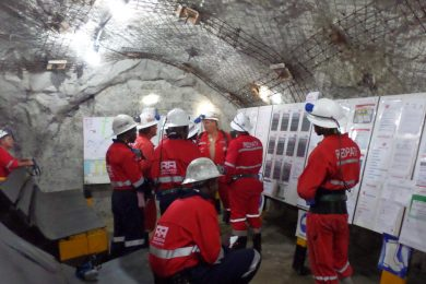 Joint venture at Mopani between Rig Resources and Redpath
