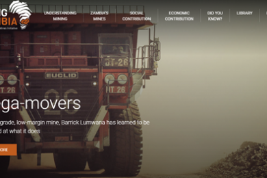 Zambia Chamber of Mines launches extensive, educational website