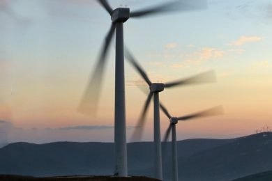 Mining industry interest in renewable energy sources