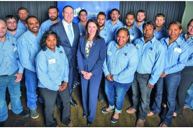 Fortescue's Trade Up wins AMMA award for indigenous