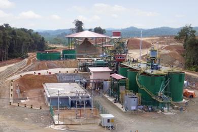 Monument reports progress on intec sulphide ore treatment test work program