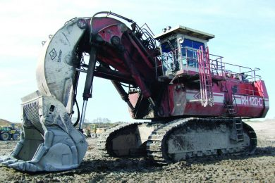Euro Auctions hosts full off site clearance sale for UK Coal