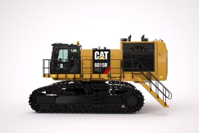 Caterpillar OEM Solutions extends large machine options to include frontless hydraulic shovels