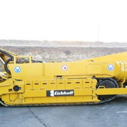 Eickhoff continuous miners exceeding targets at Exxaro's Dorstfontein-West