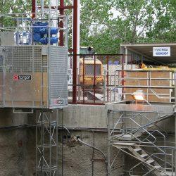 SA French supplies Saltec passenger hoists to Zambian mines