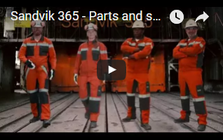 VIDEO: Sandvik 365 – Parts and services you can count on