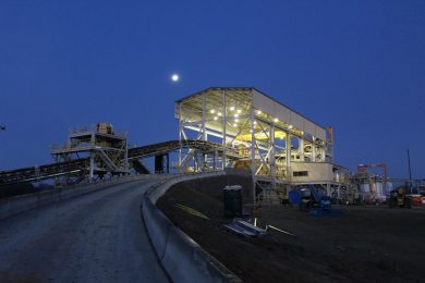 OceanaGold starts milling at Haile gold mine, South Carolina, USA