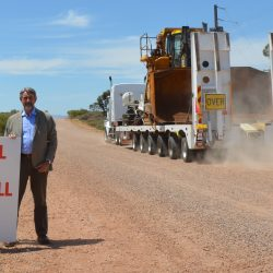 South Australia's future mining development being retarded by road problems