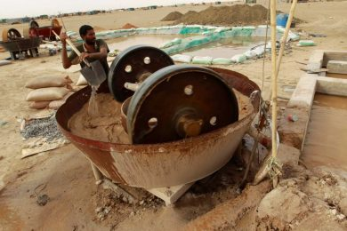 Sudan seeks Chinese investment in mining