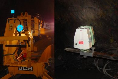 Hexagon Mining Leica scanning improves safety in Brazilian gold