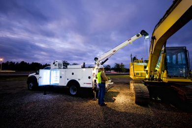 IMT adds further innovations to mining service trucks