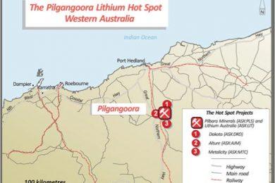 Lithium Australia moves to Kangaroo Island, South Australia