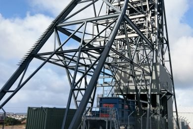 Siltbuster in trial to treat South Crofty mine water