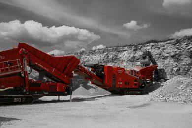 Terex Finlay to showcase I-140 impact crusher at CONEXPO