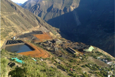 Asset sale of Doe Run Peru: La Oroya metallurgical complex and the Cobriza copper mine