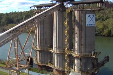 Leroy-Somer VSD performs on limestone mine conveyor