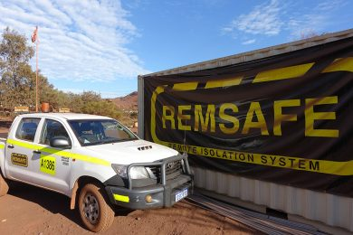 REMSAFE collaborates with FLSmidth