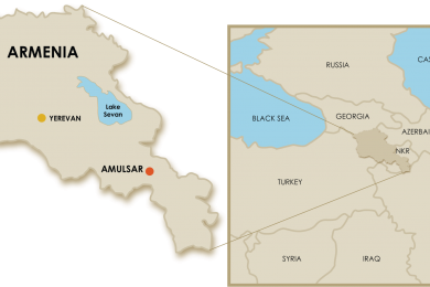Lydian lines up suppliers to produce Armenian gold
