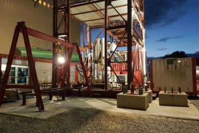 Redpath Mining Africa forges ahead with Southern African raiseboring division
