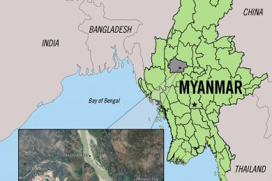 Myanmar: Suspend copper mine linked to ongoing human rights abuses says Amnesty International