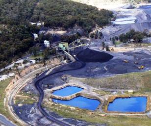 Centennial Coal, an Australian leader