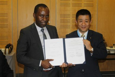 South Africa and Japan conclude cooperation agreement in mining