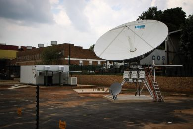 Liquid Telecom demonstrates benefits of new satellite technology to African mine