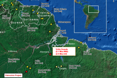 FLSmidth in EPC contract for Volta Grande gold project in Brazil