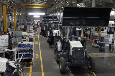 Manitou buys Terex Equipment in India