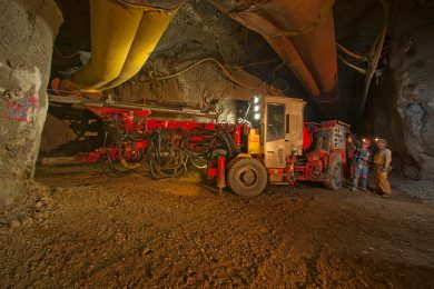 The evolution of mining in a digitised world: the Barrick case