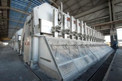 EGA and Arkan to test aluminium byproduct in cement plant, improving environmental performance of both companies