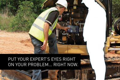 Scope AR and Caterpillar Launch CAT LIVESHARE for real-time remote support, training and equipment maintenance using augmented reality