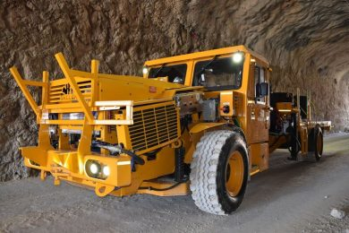 MacLean announces full-fleet electrification across its mine utility vehicle product lines