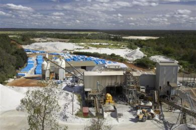 Talison Lithium to double output from Greenbushes mine