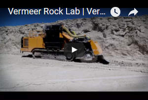 VIDEO: Vermeer Rock Lab