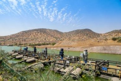 Mining companies boost collaboration to address water scarcity, report finds