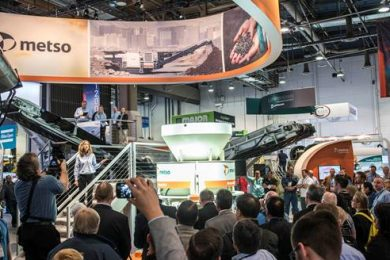 Metso launches industry-changing Metso MX crusher for minerals processing