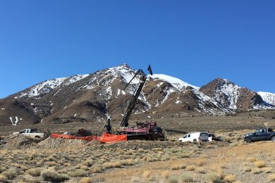 51 m of mineralisation intersected at Pilot Mountain – Nevada