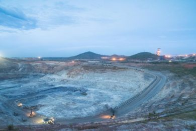 Kibali heads for full production: underground mine nears completion and second hydropower station on line