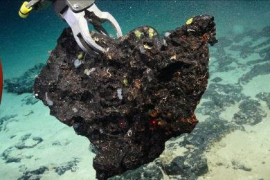 NOC deep-sea mining research uncovers tellurium riches