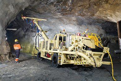 Normet-JCHX deal for underground equipment in Chinese market